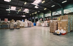 Warehouse Handling SOMAUDEX Logistics